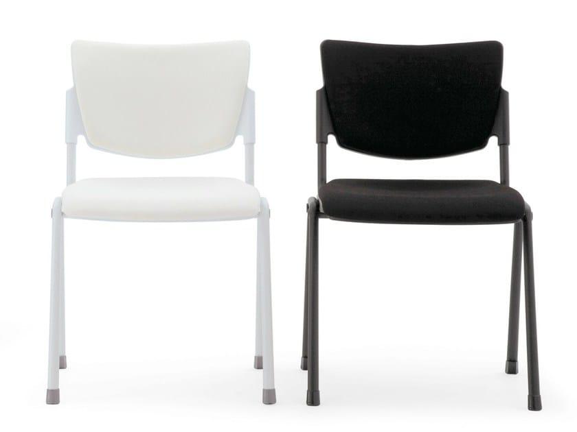 Waiting room chair LAMIA SOFT | Waiting room chair - Diemmebi