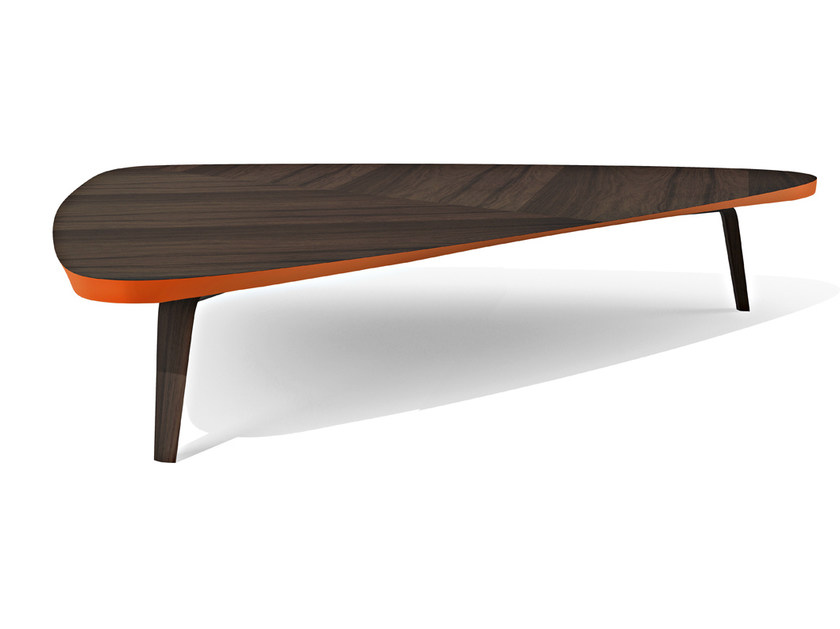Gramercy Oak Coffee Table By Misuraemme Design Mauro Lipparini