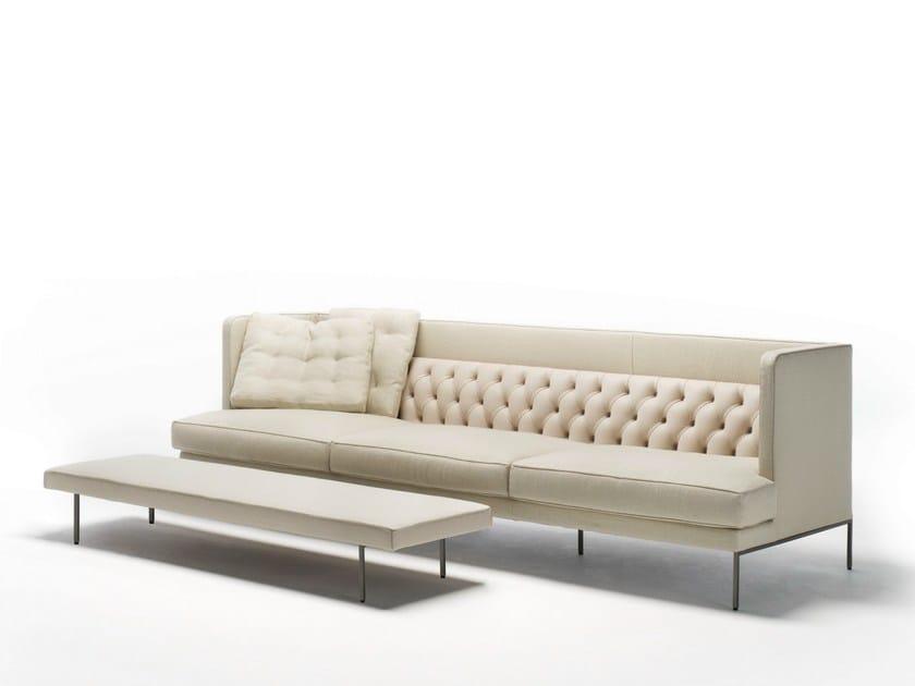 Tufted sofa LIPP | Sofa - Living Divani