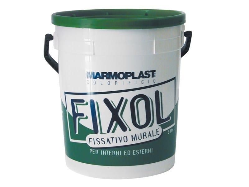 Primer FIXOL - COLORIFICIO MARMOPLAST