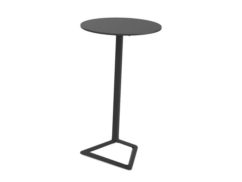 Folding high table DELTA | High table - VONDOM