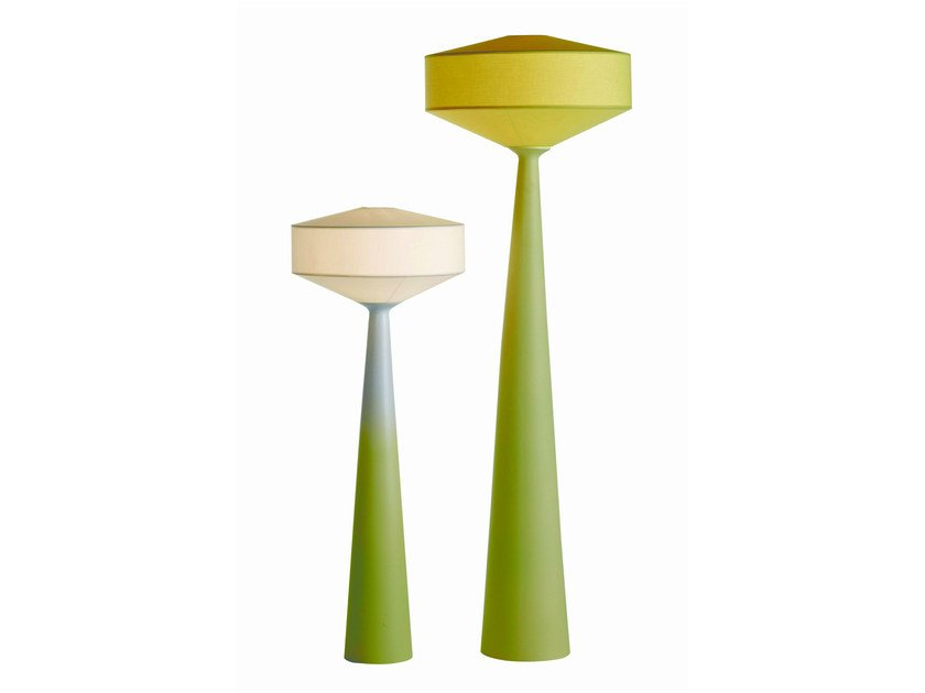 Indirect light floor lamp CITIES - ROCHE BOBOIS