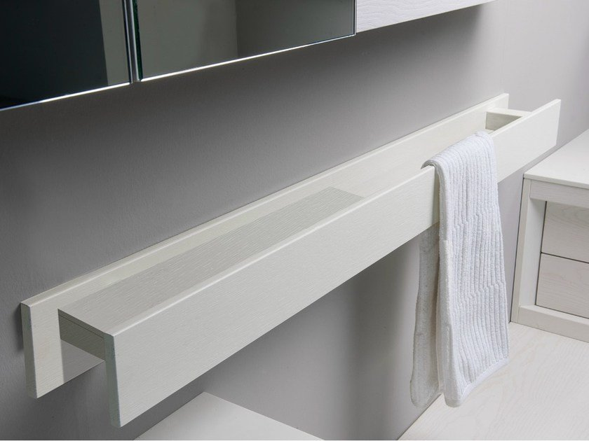 Ash towel rail ALASKA | Towel rack - GD Arredamenti
