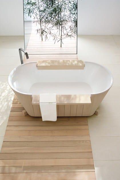 Norvegia bathtub by gd arredamenti design enzo berti for Berti arredamenti
