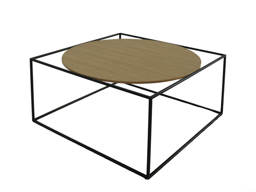 Coffee table G3 | Wooden coffee table - ROCHE BOBOIS