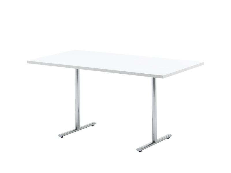 Drop-leaf rectangular table TEMPEST | Table - HOWE