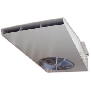 Mechanical heat and smoke evacuator Mechanical heat and smoke evacuator - CAODURO