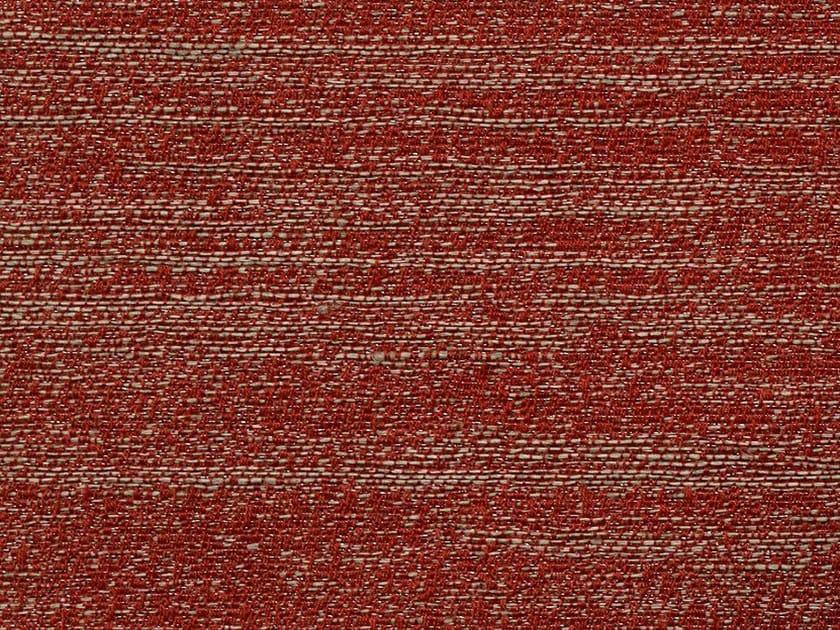 Solid-color cotton and linen fabric GOA - KOHRO