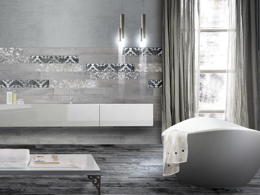Porcelain stoneware wall tiles / flooring INFINITY FEELING by CERAMICHE BRENNERO