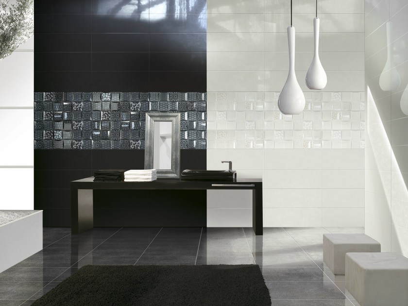Double-fired ceramic wall tiles LUCE FRAME - CERAMICHE BRENNERO