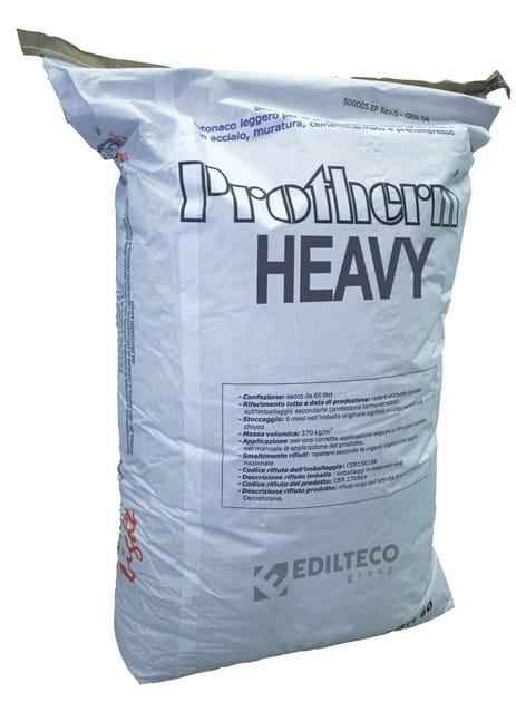 Fire-resistant plaster PROTHERM HEAVY - EDILTECO