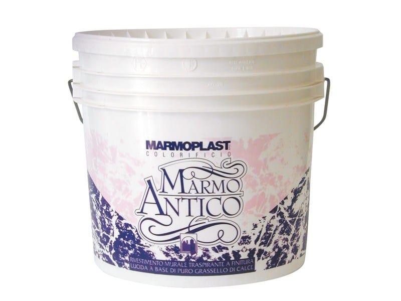 Gypsum and decorative plaster MARMO ANTICO - COLORIFICIO MARMOPLAST