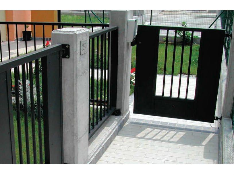 Swing gate One wing gates - GRIDIRON GRIGLIATI