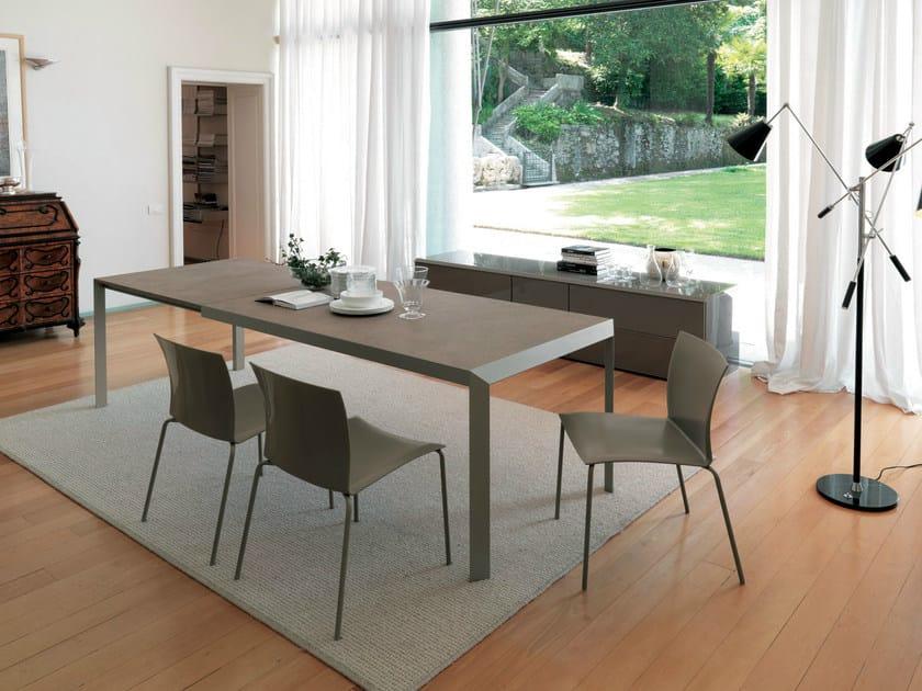 Extending dining table IZAC | Extending table - Bontempi Casa