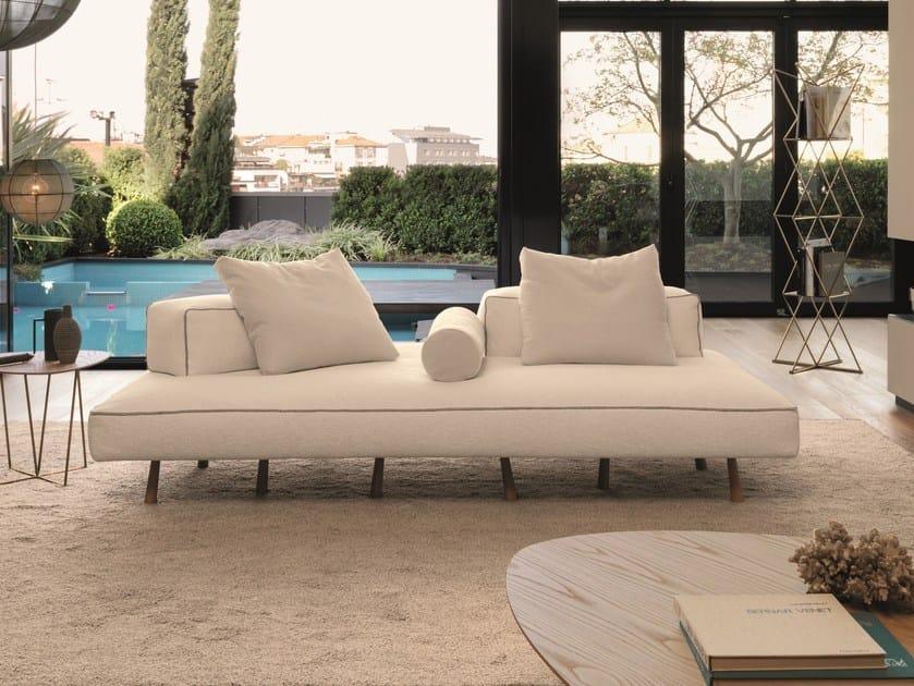 3 seater fabric sofa ENDOR - Désirée