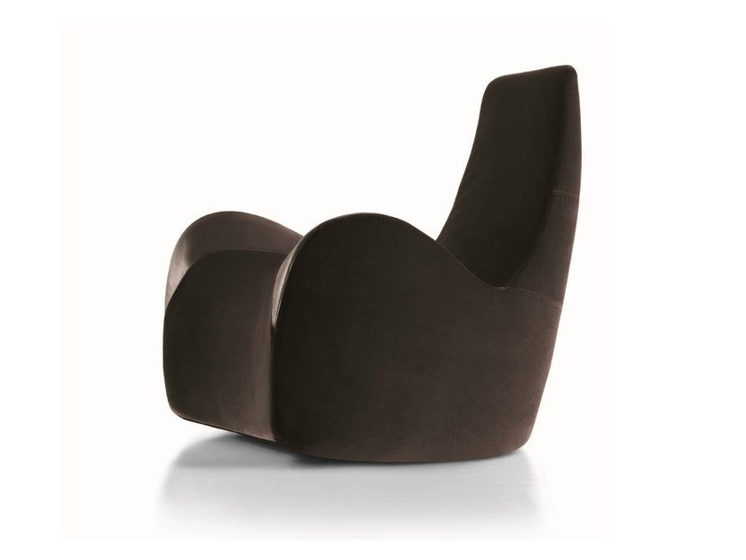 Armchair with armrests TROY - Désirée