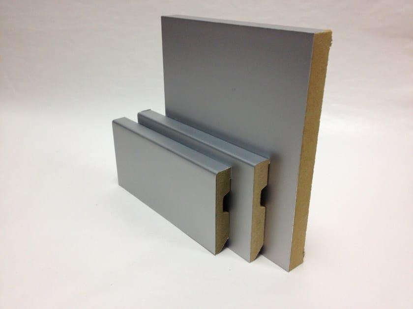 plinthe aluminium inox by perfilstar. Black Bedroom Furniture Sets. Home Design Ideas