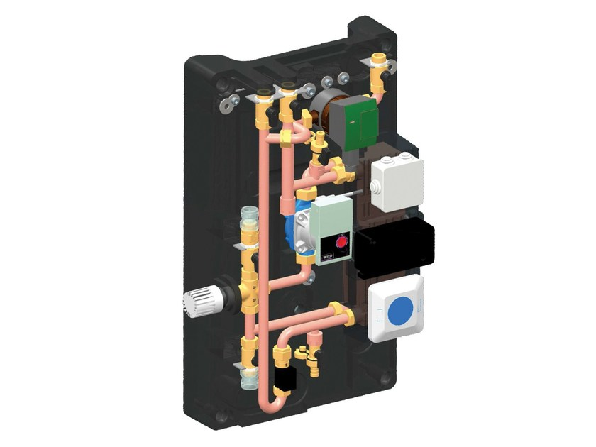 Heat exchanger MODULO MACS - CORDIVARI