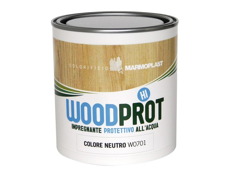 Wood treatment WOODPROT HI - IMPREGNANTE - COLORIFICIO MARMOPLAST