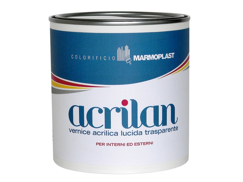 Protective varnish ACRILAN - COLORIFICIO MARMOPLAST