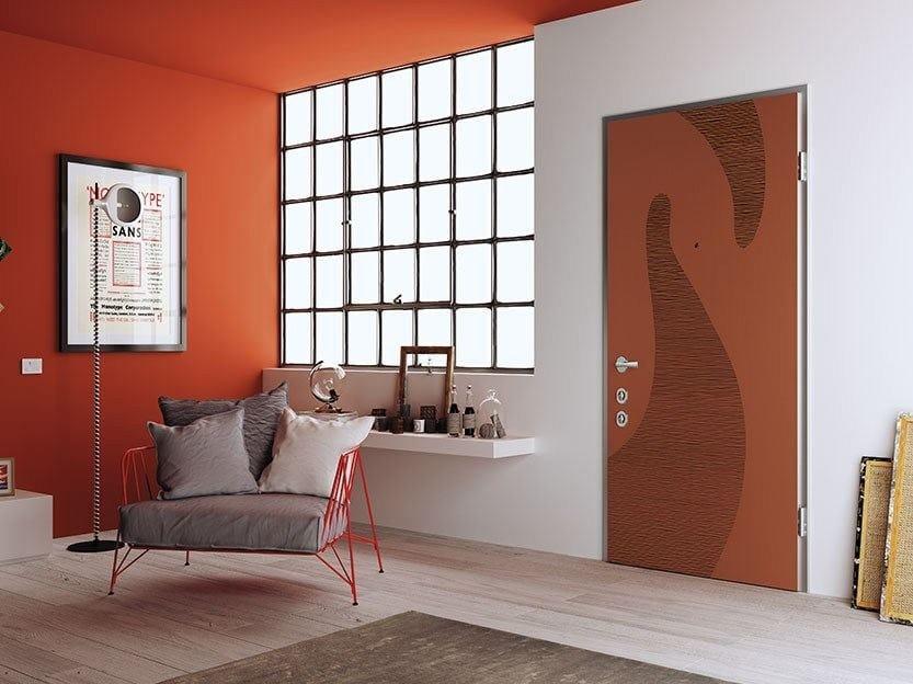 Porta d 39 ingresso blindata meccanya dibi porte blindate - Barre antintrusione per porte di casa ...