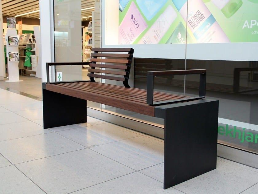 Bench seating PAXA LIGHT - Nola Industrier