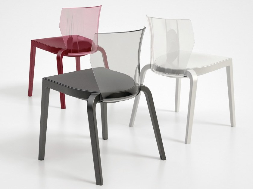 Stackable chair BI - Infiniti