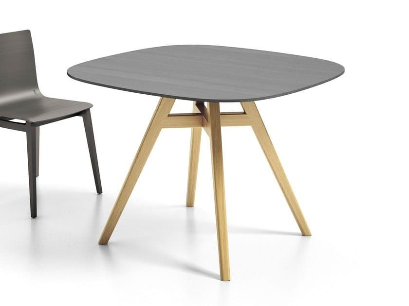 Square table EMMA | Table - Infiniti