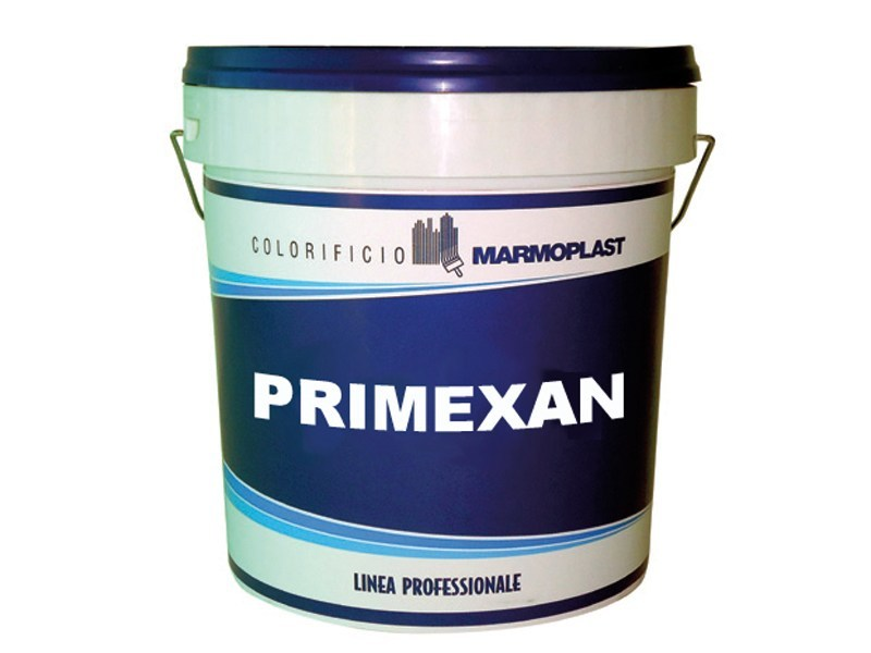 Special facilitator for a better adherence of the varnish PRIMEXAN - COLORIFICIO MARMOPLAST
