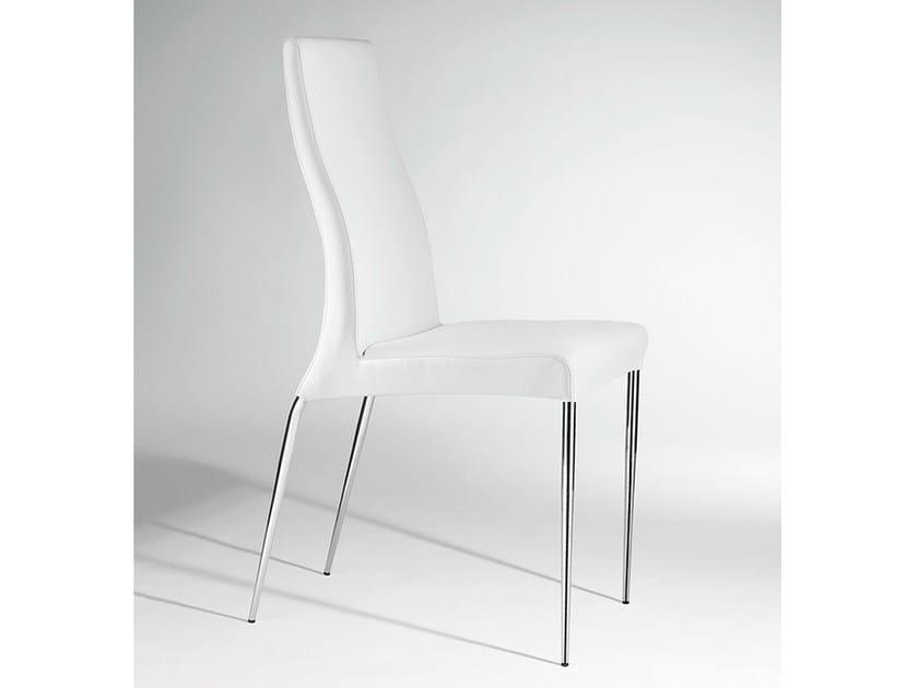 Leather chair OG101197 | Chair - Officine Gullo