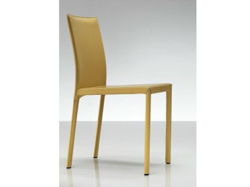 Leather chair OG102080 | Chair - Officine Gullo