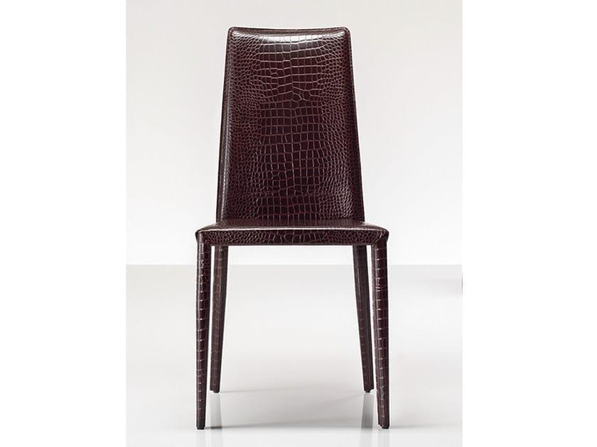Leather chair OG102270 | Chair - Officine Gullo