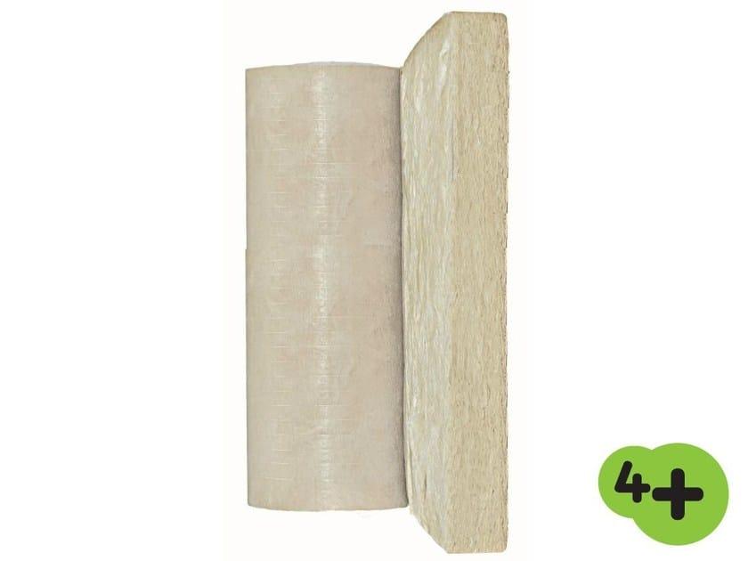 Glass wool thermal insulation felt / sound insulation felt IBR N 4+ by Saint-Gobain ISOVER