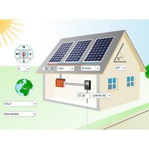 Solar, photovoltaic plant calculation PV*SOL e PV*SOL Premium by ATH ITALIA software