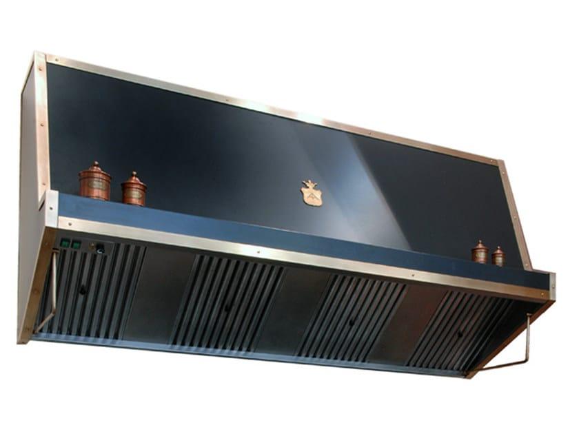 Stainless steel cooker hood OGC001 | Cooker hood - Officine Gullo