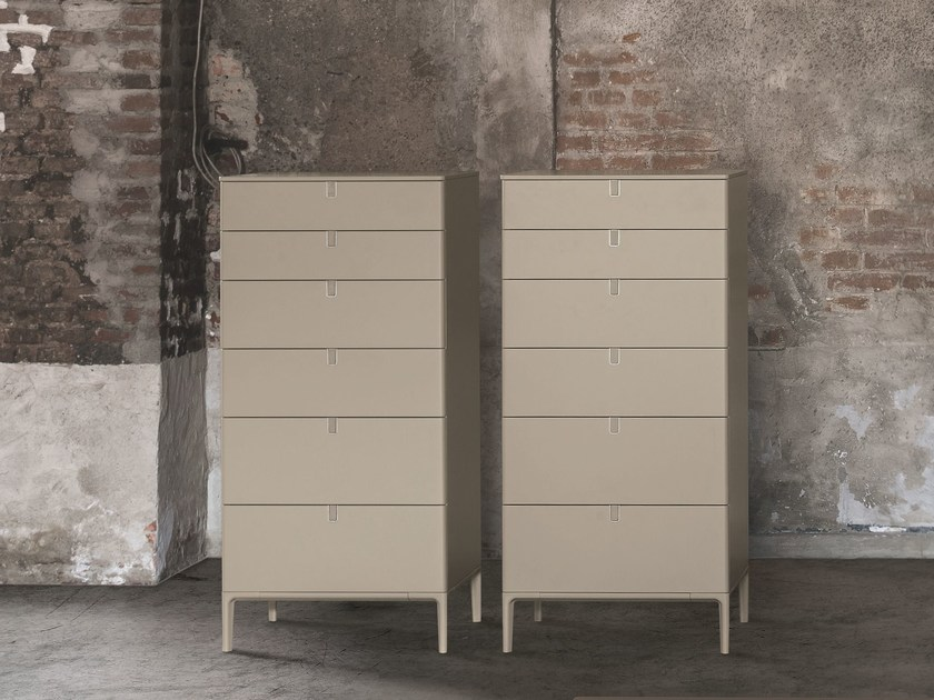 Lacquered chest of drawers INSIDE | Chest of drawers - ALIVAR