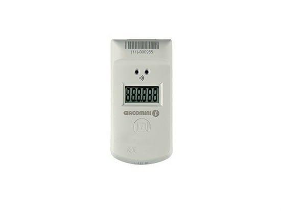 Radio-controlled heat cost allocator GE700 | Heat cost allocator - Giacomini