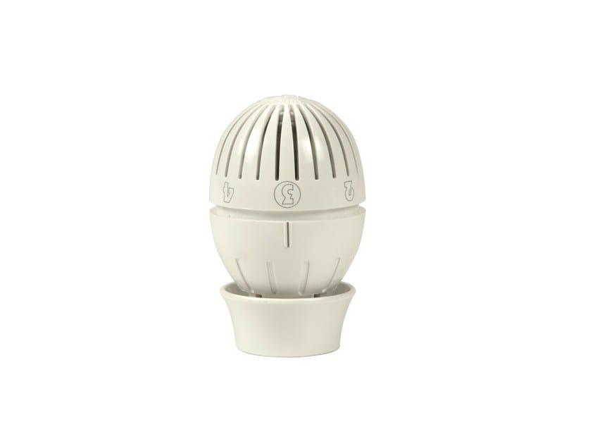 Thermostatic head with liquid sensor R470 | Testa termostatica - Giacomini