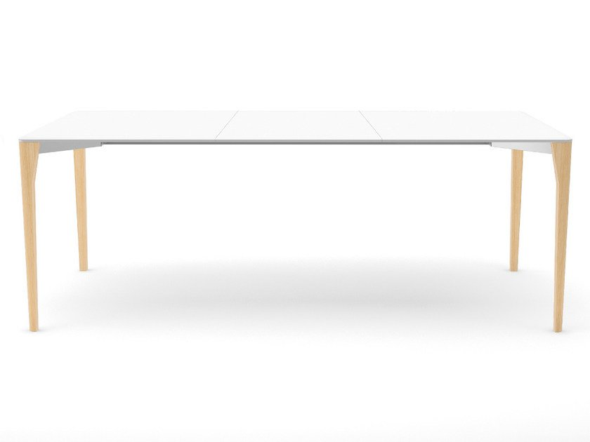 Rectangular table PORTA VENEZIA | Rectangular table - Infiniti