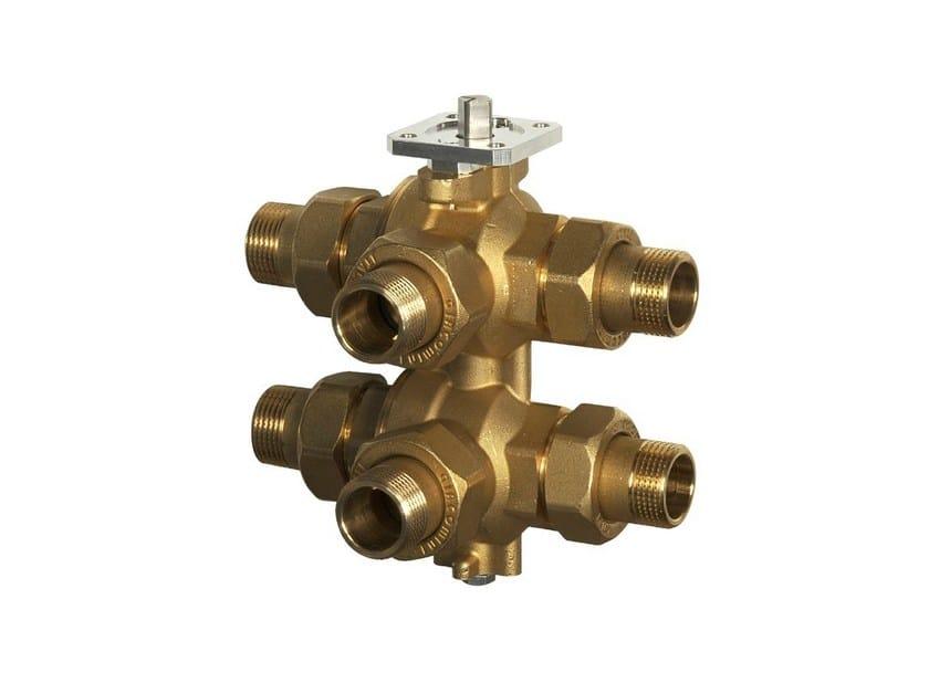 Deflector valve Deflector valve - Giacomini