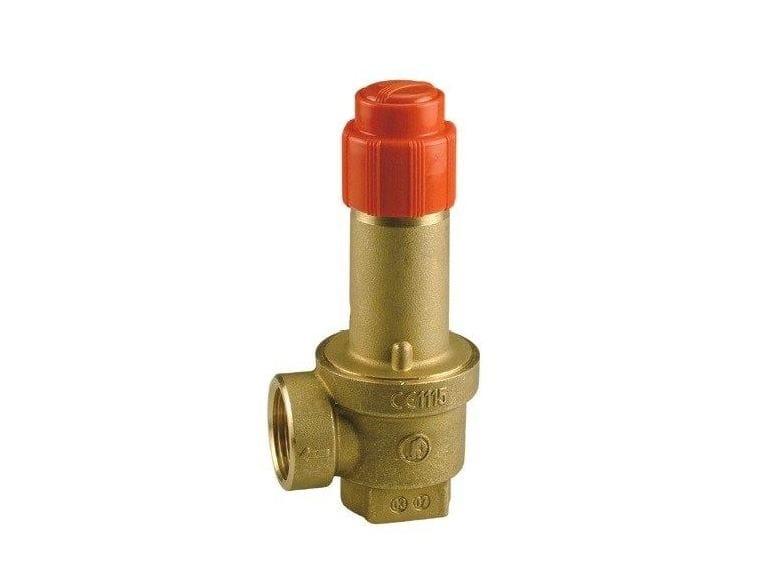 Safety valve Safety valve - Giacomini