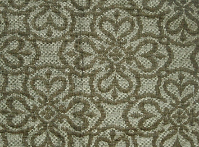 Cotton fabric with floral pattern NOTRE DAME BELLS 2 - KOHRO
