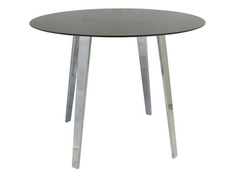 Aluminium contract table NORDICO-4 - Vela Arredamenti