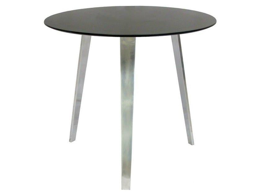 Aluminium contract table NORDICO-3 - Vela Arredamenti