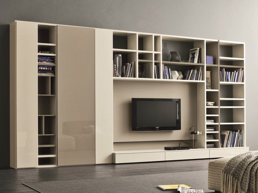 Pareti Esterne Color Tortora : Diseno De Mueble Para TV