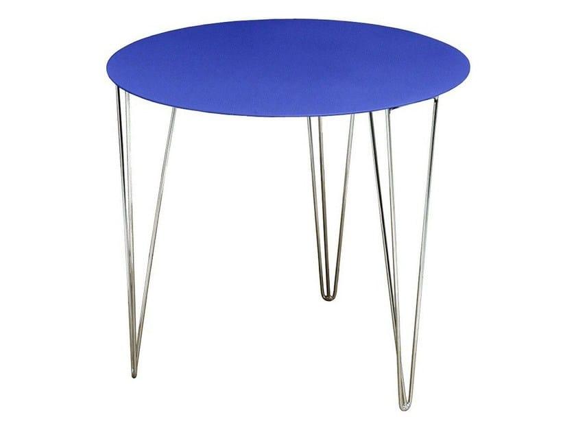 Steel contract table TRIO-3-ITR - Vela Arredamenti