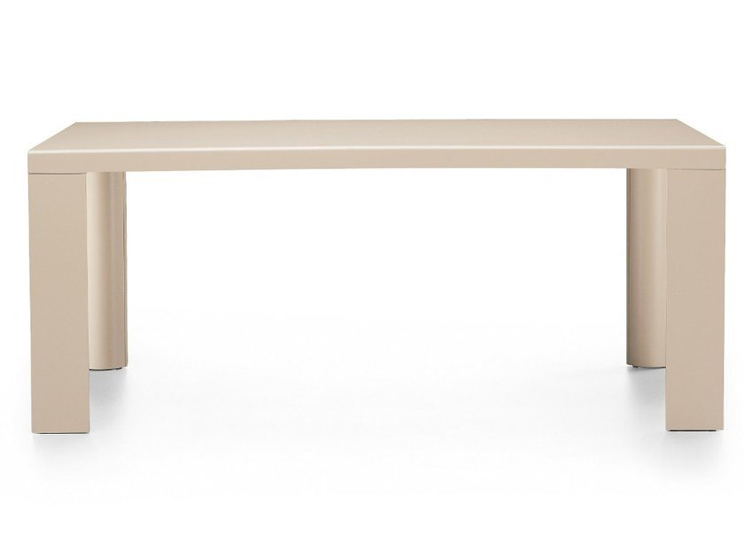 Extending rectangular table TRENDSETTER - Infiniti