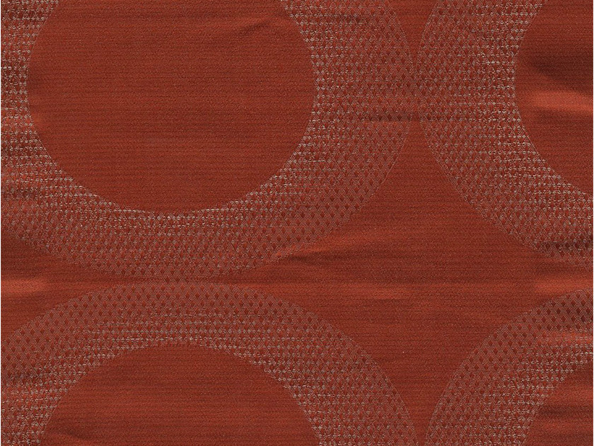 Dotted cotton fabric ARPALON CHAIN - KOHRO