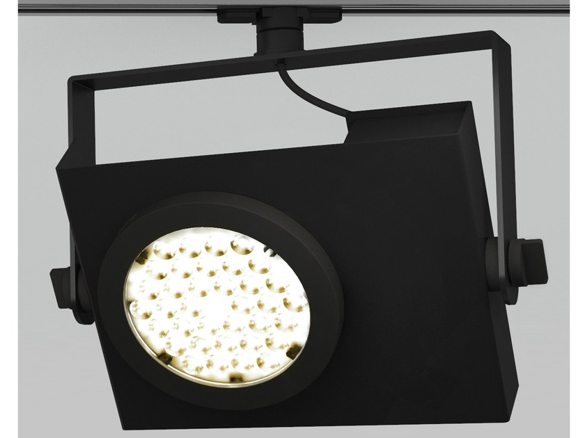 LED aluminium Track-Light R14 | LED Track-Light - Martinelli Luce