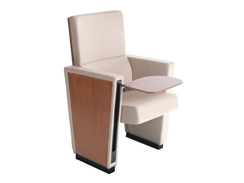 Auditorium seats with writing tablet DAFNE | Auditorium seats - True Design
